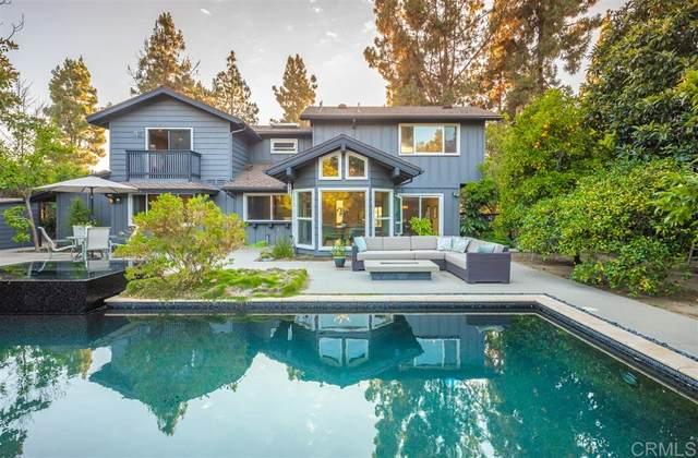 839 Val Sereno Drive, Encinitas, CA 92024 (#200037300) :: Neuman & Neuman Real Estate Inc.