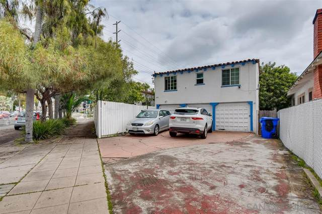 3343-47 Lincoln Ave, CITY HEIGHTS, CA 92104 (#200037369) :: Neuman & Neuman Real Estate Inc.