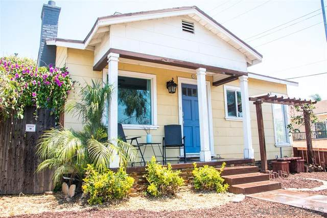 4247 Hamilton St, San Diego, CA 92104 (#200037444) :: Neuman & Neuman Real Estate Inc.