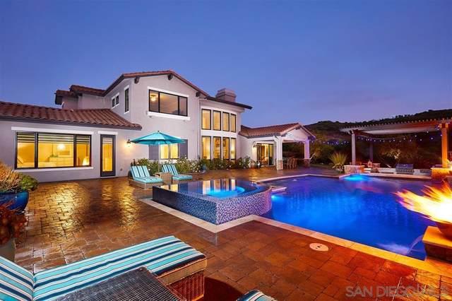 8212 Fortuna Santa Fe Rd, San Diego, CA 92127 (#200037451) :: Neuman & Neuman Real Estate Inc.