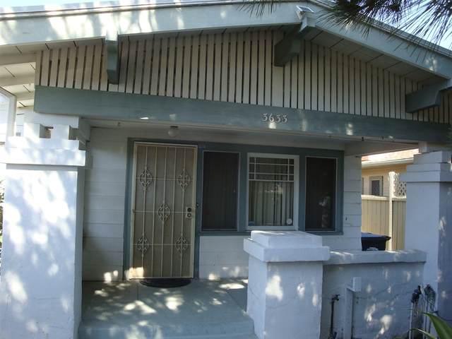 3633-35 Herman Ave, San Diego, CA 92104 (#200037457) :: Neuman & Neuman Real Estate Inc.