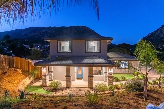 144 Hudson Lane, El Cajon, CA 92019 (#200037459) :: Neuman & Neuman Real Estate Inc.