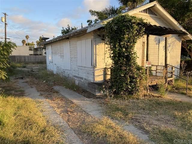 234 Alvarado St, Chula Vista, CA 91910 (#200037488) :: Whissel Realty