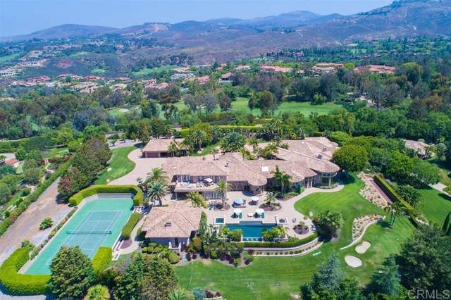6682 Las Arboledas, Rancho Santa Fe, CA 92067 (#200037499) :: Neuman & Neuman Real Estate Inc.