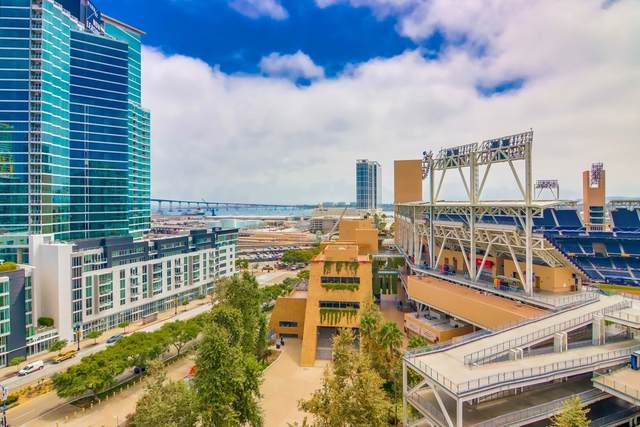 253 10Th Ave #1204, San Diego, CA 92101 (#200037512) :: Whissel Realty