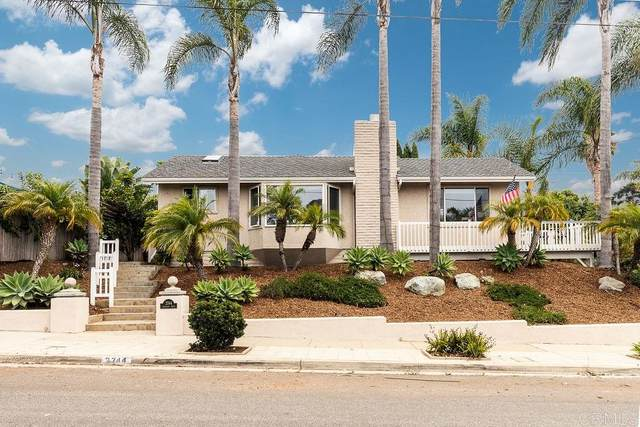 2744 Highland Drive, Carlsbad, CA 92008 (#200037543) :: Whissel Realty