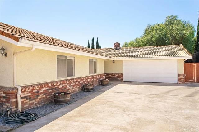 121 Alva Ln., Fallbrook, CA 92028 (#200037682) :: Neuman & Neuman Real Estate Inc.
