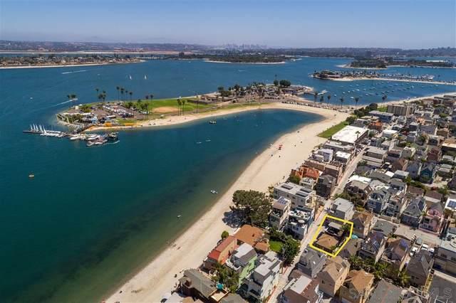 3812 Bayside Ln, San Diego, CA 92109 (#200037683) :: Compass