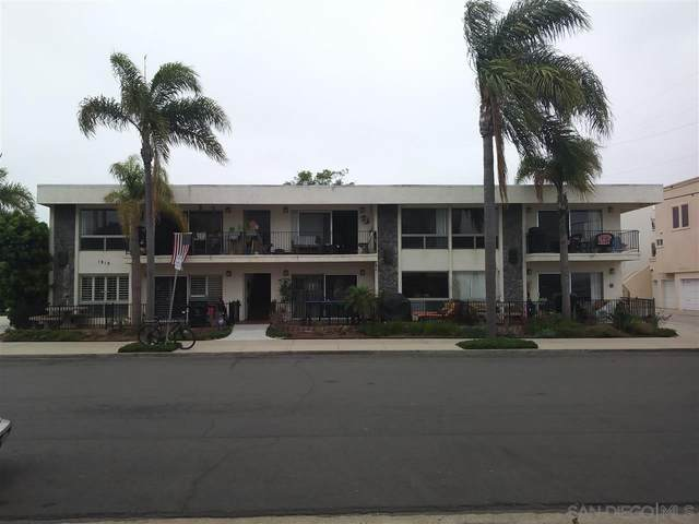 1910 Roosevelt Ave #5, San Diego, CA 92109 (#200037695) :: Keller Williams - Triolo Realty Group