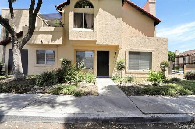 514 Jamacha Rd #38, El Cajon, CA 92019 (#200037703) :: Neuman & Neuman Real Estate Inc.