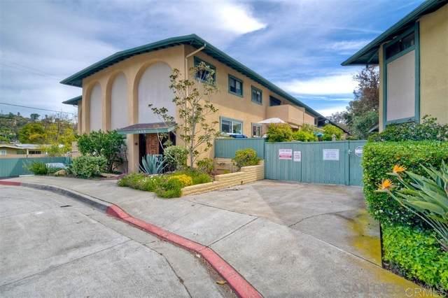 2609 Pico Pl #132, San Diego, CA 92109 (#200037709) :: Tony J. Molina Real Estate