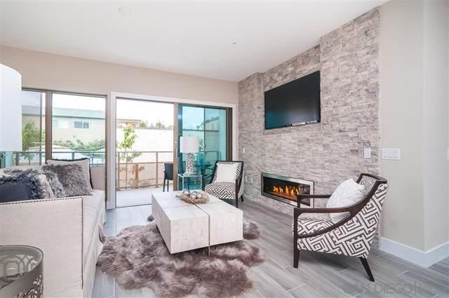 3025 Byron St #205, San Diego, CA 92106 (#200037714) :: Allison James Estates and Homes