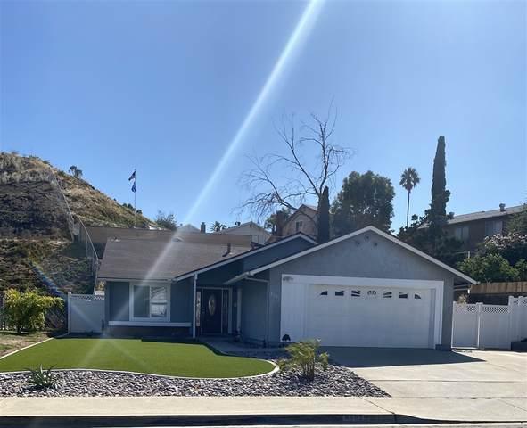 8552 Blanco Terrace, El Cajon, CA 92021 (#200037741) :: Whissel Realty
