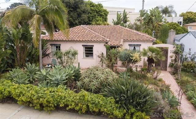 635 Fern Gln, La Jolla, CA 92037 (#200037809) :: Neuman & Neuman Real Estate Inc.
