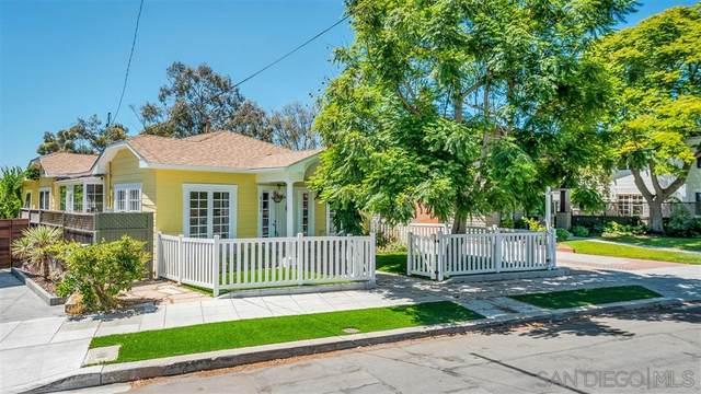 4364 Valle Vista, San Diego, CA 92103 (#200037848) :: Compass