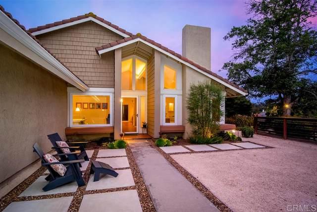 2801 El Rastro Lane, Carlsbad, CA 92009 (#200037875) :: Allison James Estates and Homes