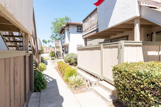 9861 Caspi Gardens Drive #5, Santee, CA 92071 (#200037901) :: Whissel Realty