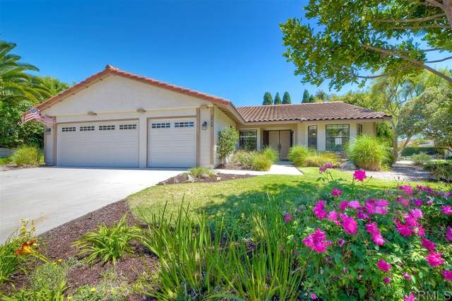 3948 Syme Dr, Carlsbad, CA 92008 (#200037906) :: Whissel Realty