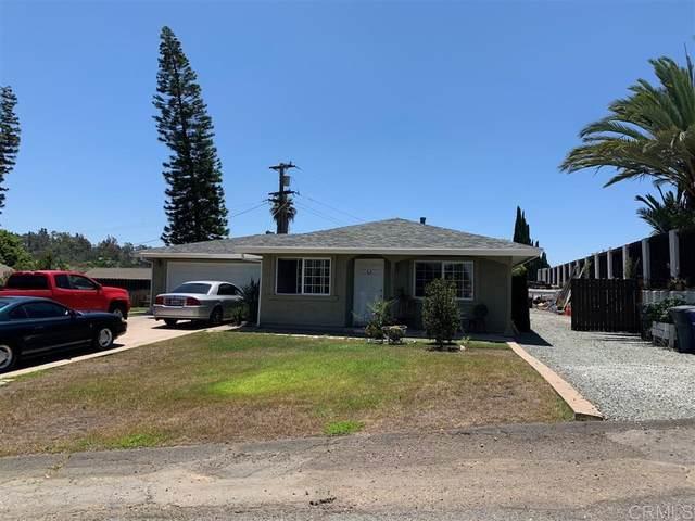 1265 Oak Knoll Dr, Vista, CA 92083 (#200037926) :: Allison James Estates and Homes