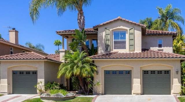 7813 Via Opuntia, Carlsbad, CA 92009 (#200037968) :: Neuman & Neuman Real Estate Inc.