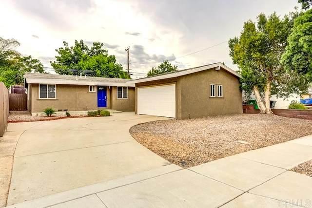 5530 Waring Rd, San Diego, CA 92120 (#200037985) :: Neuman & Neuman Real Estate Inc.