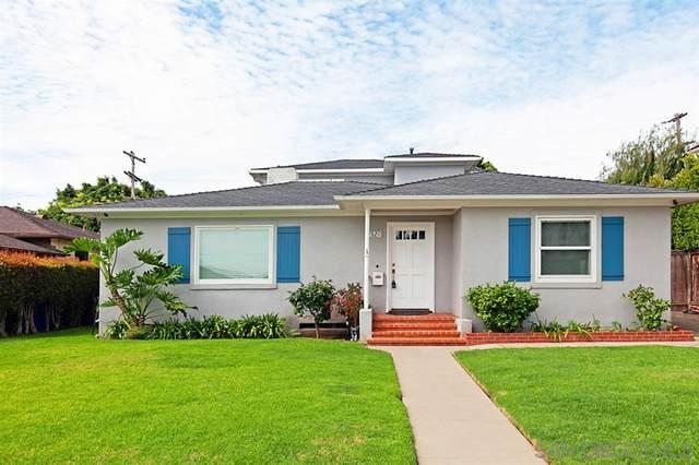 3521 Curtis St, San Diego, CA 92106 (#200038005) :: Yarbrough Group