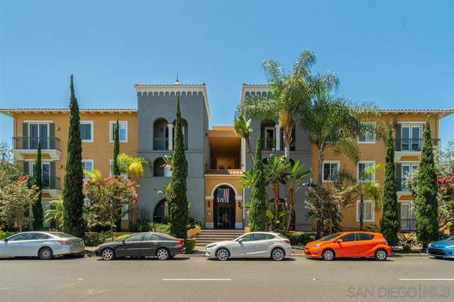 4080 Front St #307, San Diego, CA 92103 (#200038012) :: Compass