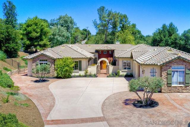14050 Lake Poway, Poway, CA 92064 (#200038048) :: The Marelly Group | Compass