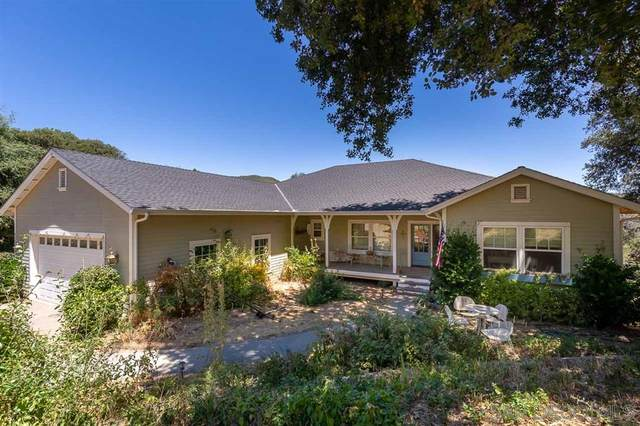 4823 Belvedere Drive, Julian, CA 92036 (#200038097) :: Solis Team Real Estate