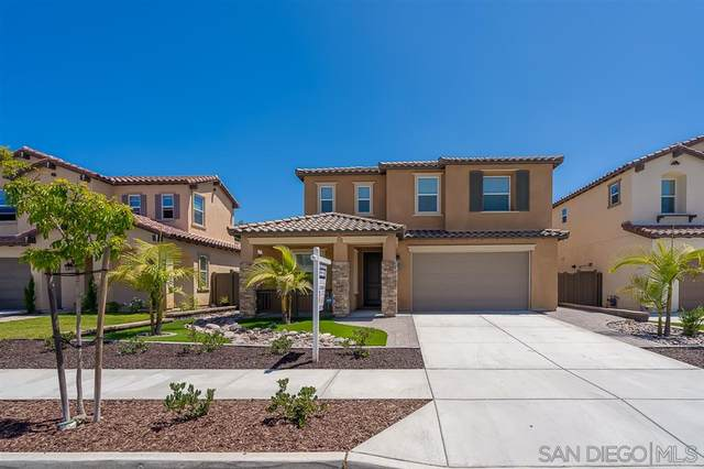 1163 Monterey Pl, Chula Vista, CA 91911 (#200038129) :: Neuman & Neuman Real Estate Inc.