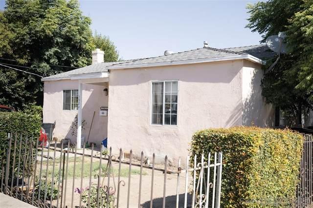 5924 Balmoral Drive, San Diego, CA 92114 (#200038132) :: Neuman & Neuman Real Estate Inc.