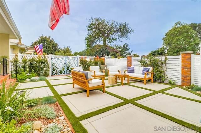 613 J Avenue, Coronado, CA 92118 (#200038161) :: Neuman & Neuman Real Estate Inc.