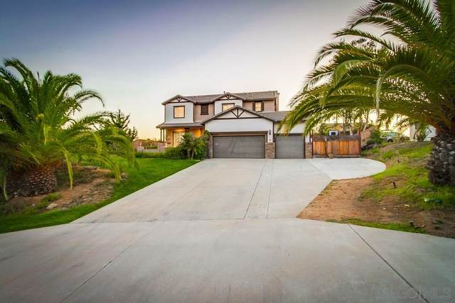345 Natalie Way, Fallbrook, CA 92028 (#200038190) :: The Marelly Group | Compass