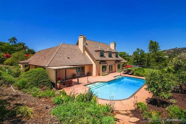 1850 Summit Hill Drive, Escondido, CA 92027 (#200038208) :: The Marelly Group | Compass