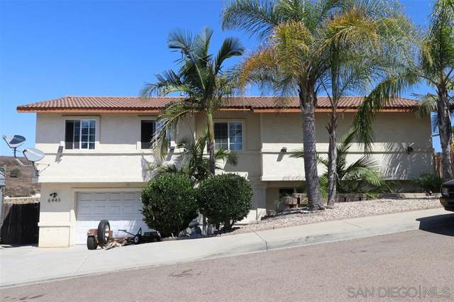 6440 Blue Ash Dr, San Diego, CA 91945 (#200038300) :: Whissel Realty