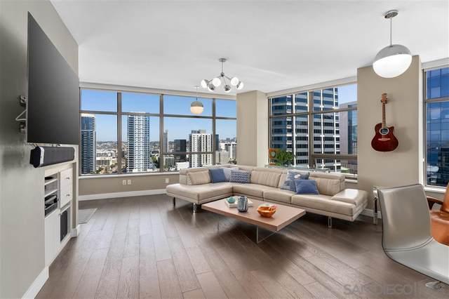 700 W E Street #2004, San Diego, CA 92101 (#200038340) :: Neuman & Neuman Real Estate Inc.