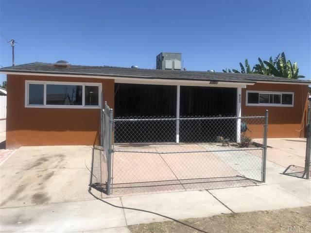 833 Glencoe Drive, San Diego, CA 92114 (#200038373) :: Whissel Realty