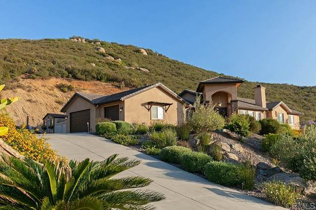 2360 Kevin Ct, Alpine, CA 91901 (#200038418) :: Whissel Realty
