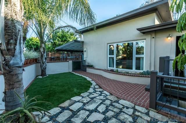 3678 Herbert Street, San Diego, CA 92103 (#200038428) :: Compass
