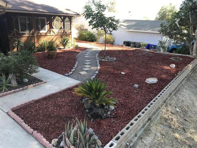 314 D St, Ramona, CA 92065 (#200038455) :: Whissel Realty
