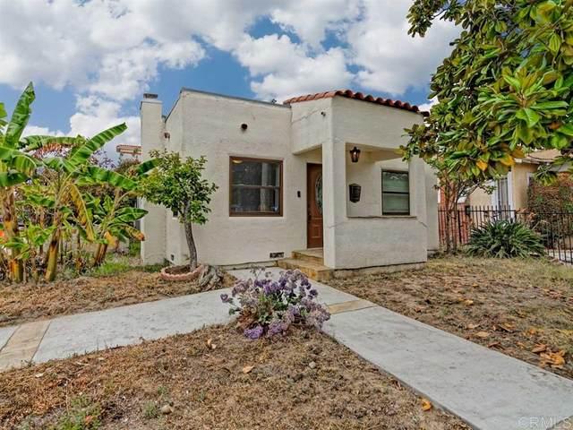 4202 Illinois, San Diego, CA 92104 (#200038539) :: Neuman & Neuman Real Estate Inc.
