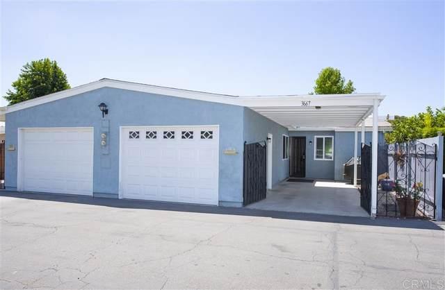 3667 Brandywine St, Oceanside, CA 92057 (#200038624) :: SunLux Real Estate