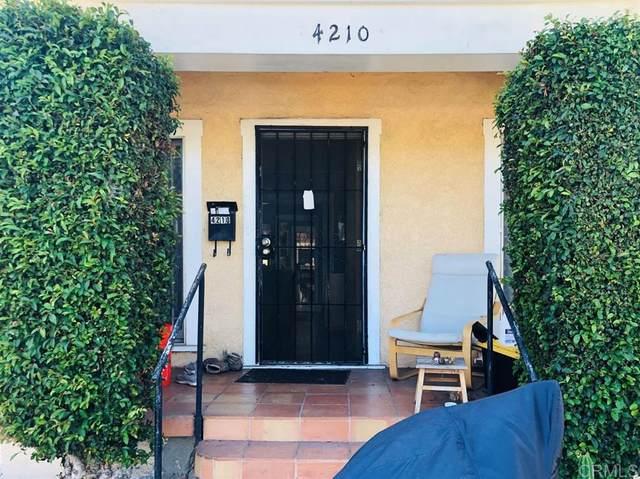 4208-10 Illinois, San Diego, CA 92104 (#200038658) :: Neuman & Neuman Real Estate Inc.