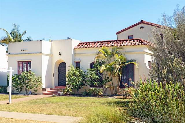 1239 Myrtle Ave, San Diego, CA 92103 (#200038689) :: Neuman & Neuman Real Estate Inc.