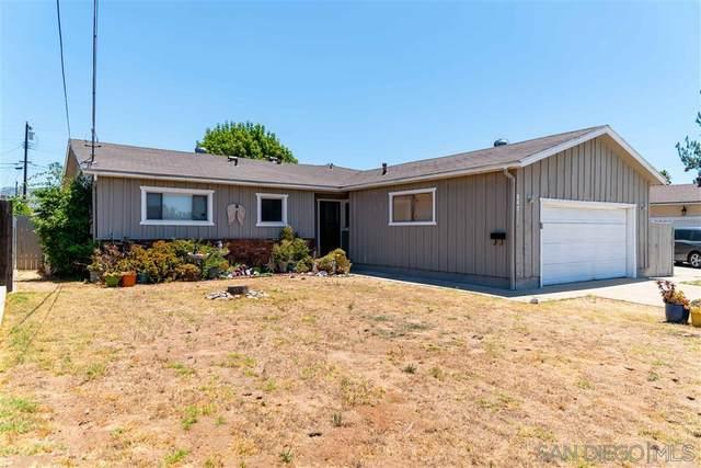 247 Comet Lane, El Cajon, CA 92019 (#200038699) :: Neuman & Neuman Real Estate Inc.