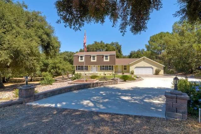 17358 Highway 67, Ramona, CA 92065 (#200038731) :: Neuman & Neuman Real Estate Inc.