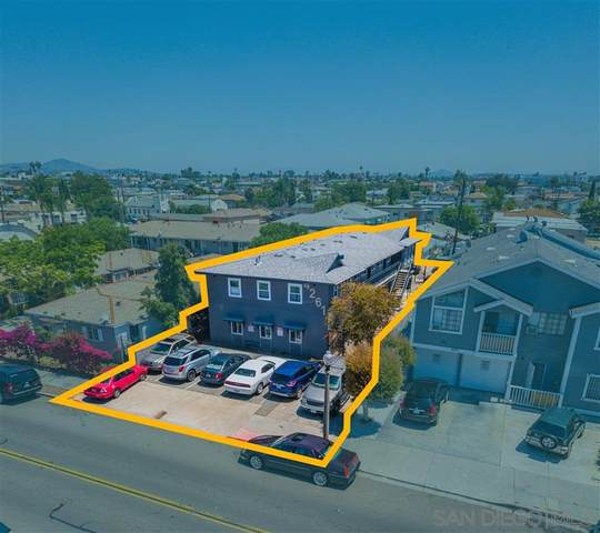 4261 Euclid Ave, San Diego, CA 92115 (#200038769) :: Neuman & Neuman Real Estate Inc.