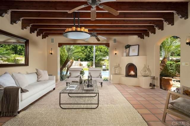 6368 La Valle Plateada, Rancho Santa Fe, CA 92067 (#200038813) :: Yarbrough Group