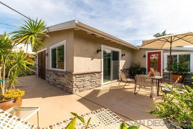 25-27 Briggs Ave, Encinitas, CA 92024 (#200038838) :: Whissel Realty