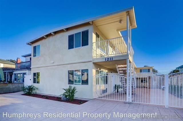1211 Oliver Ave, San Diego, CA 92109 (#200038869) :: Neuman & Neuman Real Estate Inc.